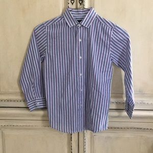 Van Heusen Boys Striped Dress Shirt